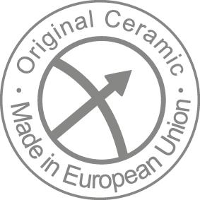 Original Ceramic Made in European Union