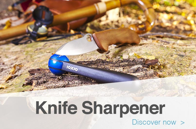 Go to our knife sharpeners